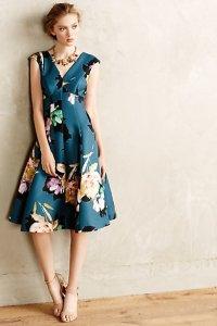 Anthropologie Baikal Dress $198