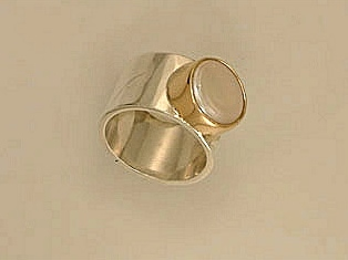 "Diane Maycotte ""Pure and Simple"" ring"
