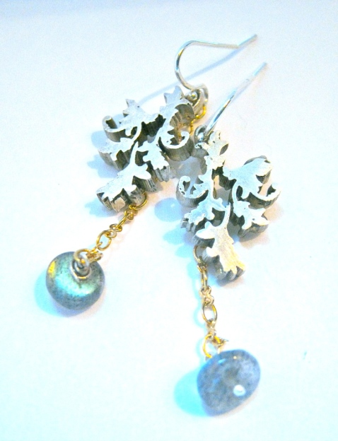Pio Tiny Whimsy Earrings